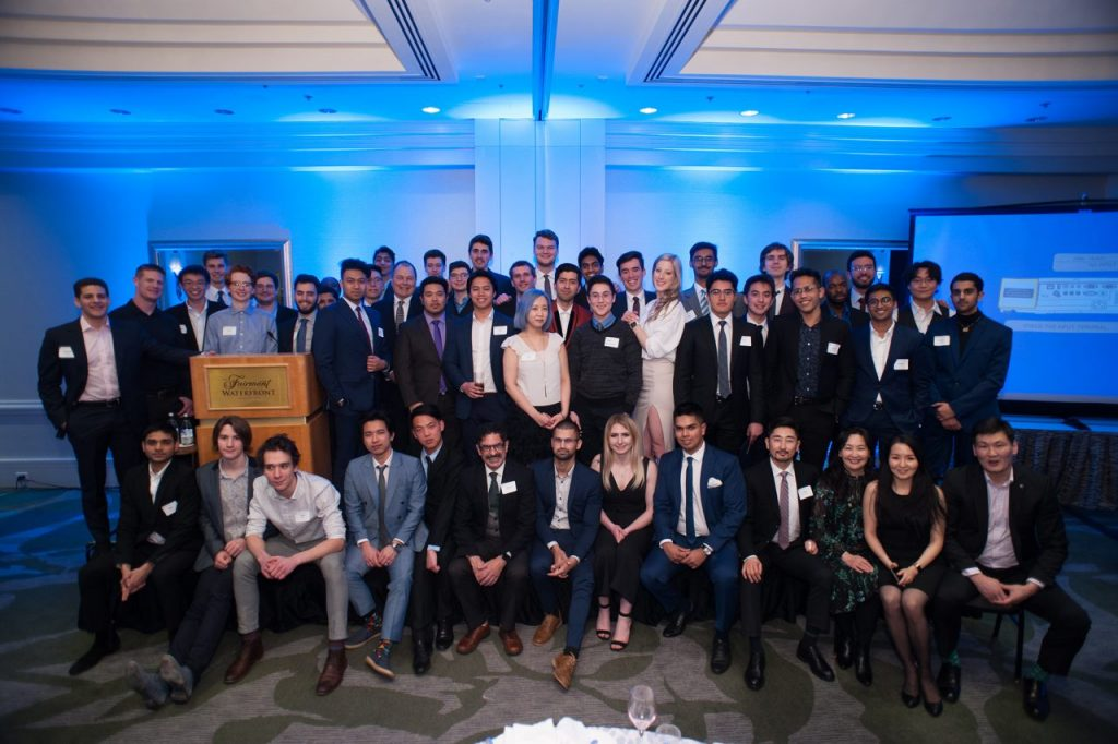 Alumni dinner 2020